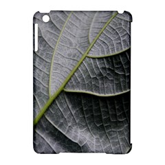 Leaf Detail Macro Of A Leaf Apple Ipad Mini Hardshell Case (compatible With Smart Cover)