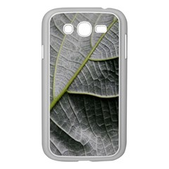 Leaf Detail Macro Of A Leaf Samsung Galaxy Grand Duos I9082 Case (white)