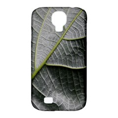 Leaf Detail Macro Of A Leaf Samsung Galaxy S4 Classic Hardshell Case (pc+silicone)