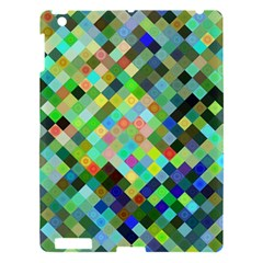 Pixel Pattern A Completely Seamless Background Design Apple Ipad 3/4 Hardshell Case