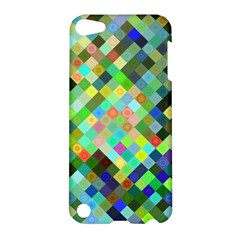 Pixel Pattern A Completely Seamless Background Design Apple Ipod Touch 5 Hardshell Case