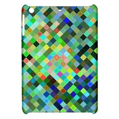 Pixel Pattern A Completely Seamless Background Design Apple Ipad Mini Hardshell Case