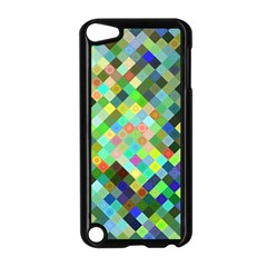 Pixel Pattern A Completely Seamless Background Design Apple Ipod Touch 5 Case (black)