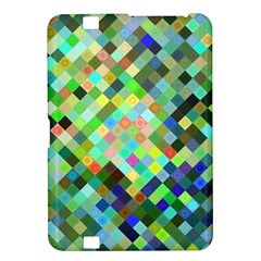 Pixel Pattern A Completely Seamless Background Design Kindle Fire Hd 8 9