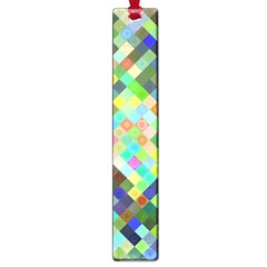 Pixel Pattern A Completely Seamless Background Design Large Book Marks