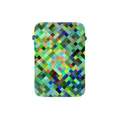 Pixel Pattern A Completely Seamless Background Design Apple Ipad Mini Protective Soft Cases