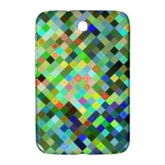 Pixel Pattern A Completely Seamless Background Design Samsung Galaxy Note 8 0 N5100 Hardshell Case