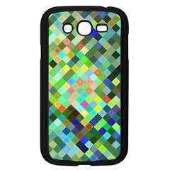 Pixel Pattern A Completely Seamless Background Design Samsung Galaxy Grand Duos I9082 Case (black)