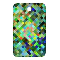 Pixel Pattern A Completely Seamless Background Design Samsung Galaxy Tab 3 (7 ) P3200 Hardshell Case