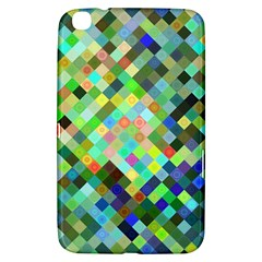 Pixel Pattern A Completely Seamless Background Design Samsung Galaxy Tab 3 (8 ) T3100 Hardshell Case