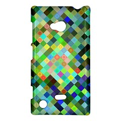 Pixel Pattern A Completely Seamless Background Design Nokia Lumia 720