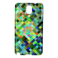 Pixel Pattern A Completely Seamless Background Design Samsung Galaxy Note 3 N9005 Hardshell Case