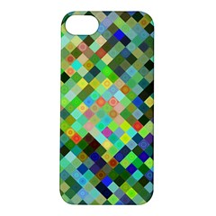 Pixel Pattern A Completely Seamless Background Design Apple Iphone 5s/ Se Hardshell Case