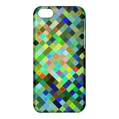 Pixel Pattern A Completely Seamless Background Design Apple Iphone 5c Hardshell Case