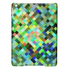 Pixel Pattern A Completely Seamless Background Design Ipad Air Hardshell Cases