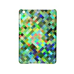Pixel Pattern A Completely Seamless Background Design Ipad Mini 2 Hardshell Cases