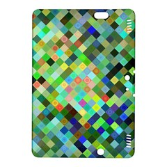Pixel Pattern A Completely Seamless Background Design Kindle Fire Hdx 8 9  Hardshell Case