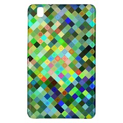 Pixel Pattern A Completely Seamless Background Design Samsung Galaxy Tab Pro 8 4 Hardshell Case