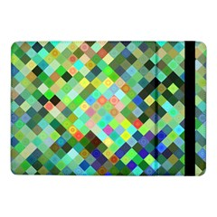 Pixel Pattern A Completely Seamless Background Design Samsung Galaxy Tab Pro 10 1  Flip Case