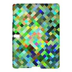 Pixel Pattern A Completely Seamless Background Design Samsung Galaxy Tab S (10 5 ) Hardshell Case