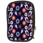 Cute Birds Seamless Pattern Compact Camera Cases Front