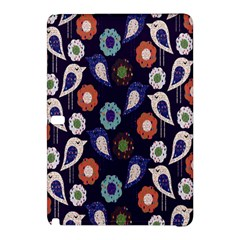 Cute Birds Seamless Pattern Samsung Galaxy Tab Pro 12 2 Hardshell Case