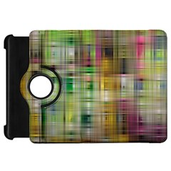 Woven Colorful Abstract Background Of A Tight Weave Pattern Kindle Fire Hd 7