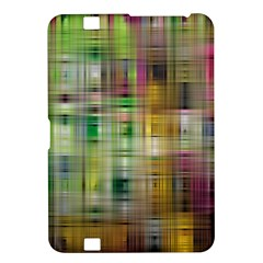 Woven Colorful Abstract Background Of A Tight Weave Pattern Kindle Fire Hd 8 9