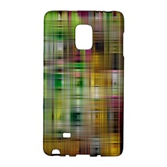 Woven Colorful Abstract Background Of A Tight Weave Pattern Galaxy Note Edge