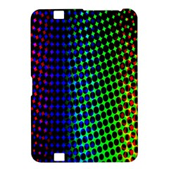 Digitally Created Halftone Dots Abstract Kindle Fire Hd 8 9