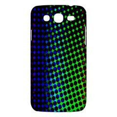 Digitally Created Halftone Dots Abstract Samsung Galaxy Mega 5 8 I9152 Hardshell Case
