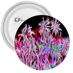 Fractal Fireworks Display Pattern 3  Buttons