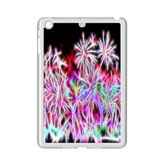 Fractal Fireworks Display Pattern Ipad Mini 2 Enamel Coated Cases