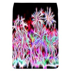 Fractal Fireworks Display Pattern Flap Covers (l)