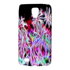 Fractal Fireworks Display Pattern Galaxy S4 Active