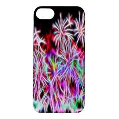 Fractal Fireworks Display Pattern Apple Iphone 5s/ Se Hardshell Case