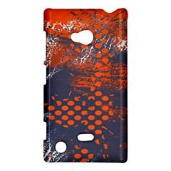 Dark Blue Red And White Messy Background Nokia Lumia 720