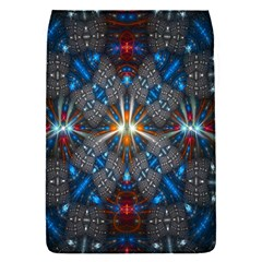 Fancy Fractal Pattern Background Accented With Pretty Colors Flap Covers (s)