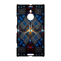 Fancy Fractal Pattern Background Accented With Pretty Colors Nokia Lumia 1520