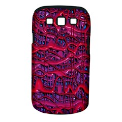 Plastic Mattress Background Samsung Galaxy S Iii Classic Hardshell Case (pc+silicone)