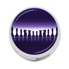Chess Pieces 4 Port Usb Hub (two Sides)