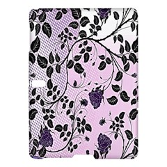 Floral Pattern Background Samsung Galaxy Tab S (10 5 ) Hardshell Case