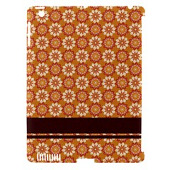 Floral Seamless Pattern Vector Apple Ipad 3/4 Hardshell Case (compatible With Smart Cover)