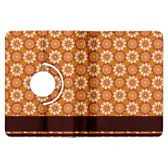 Floral Seamless Pattern Vector Kindle Fire Hdx Flip 360 Case