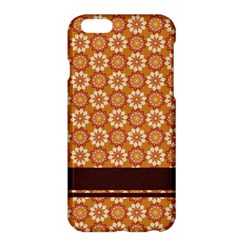 Floral Seamless Pattern Vector Apple Iphone 6 Plus/6s Plus Hardshell Case