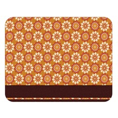 Floral Seamless Pattern Vector Double Sided Flano Blanket (large)