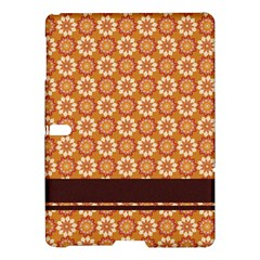 Floral Seamless Pattern Vector Samsung Galaxy Tab S (10 5 ) Hardshell Case