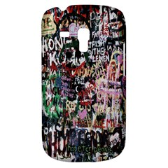 Graffiti Wall Pattern Background Galaxy S3 Mini