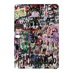 Graffiti Wall Pattern Background Samsung Galaxy Tab Pro 10 1 Hardshell Case