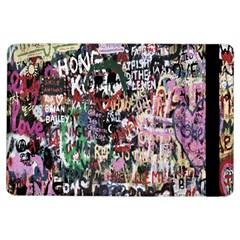 Graffiti Wall Pattern Background Ipad Air Flip